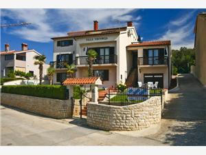 Viktorija Modrá Istria, Rozloha 20,00 m2, Vzdušná vzdialenosť od mora 250 m, Vzdušná vzdialenosť od centra miesta 290 m
