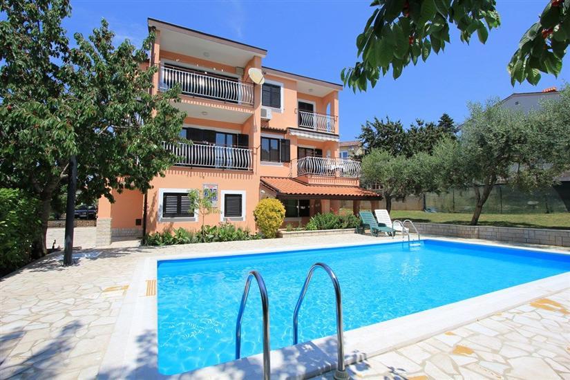 Apartmány Casa Susy