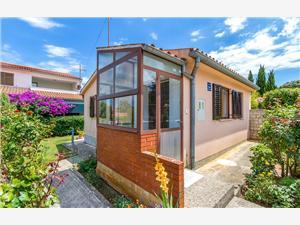 Дома для отдыха голубые Истрия,Резервирай Lucia От 75 €