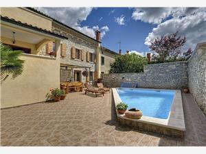 Villa Dea Svetvincenat, Rozloha 180,00 m2, Ubytovanie sbazénom