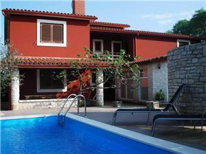 Namestitev z bazenom Christa Krnica (Pula),Rezerviraj Namestitev z bazenom Christa Od 109 €