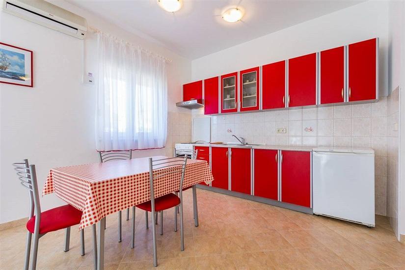 Apartman A2, 6 személyes