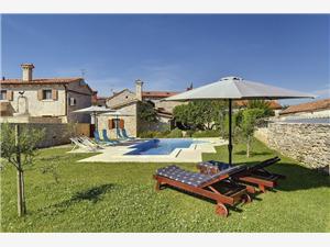 Vakantie huizen Blauw Istrië,Reserveren Orbanići Vanaf 189 €
