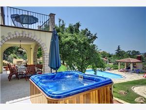 Дома для отдыха голубые Истрия,Резервирай Moceni От 435 €