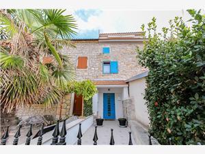 Haus Casa Lidija Medulin, Größe 55,00 m2, Entfernung vom Ortszentrum (Luftlinie) 250 m
