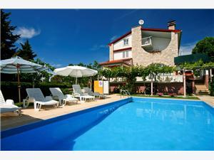 Casa Macan Medulin, Prostor 29,00 m2, Soukromé ubytování s bazénem