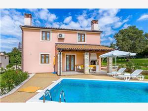 Villa Seconda Poreč, Kvadratura 130,00 m2, Smještaj s bazenom