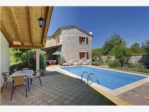 Villa Angelo & Marija Poreč, Kvadratura 107,00 m2, Smještaj s bazenom