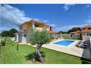 Villa Blauw Istrië,Reserveren Golubovo Vanaf 300 €