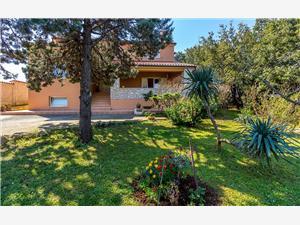 Villa Nera Banjole, Dimensioni 150,00 m2