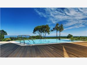 Hébergement avec piscine L'Istrie bleue,Réservez Adriana De 457 €