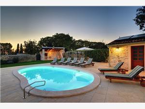 Villa Blauw Istrië,Reserveren Silvano Vanaf 502 €