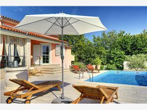Villa Kék Isztria,Foglaljon B&L From 56580 Ft