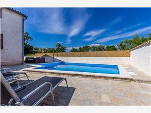 Soukromé ubytování s bazénem Modrá Istrie,Rezervuj Valter Od 3798 kč