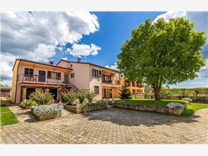 Casa Stelia Vodnjan, Superficie 93,00 m2