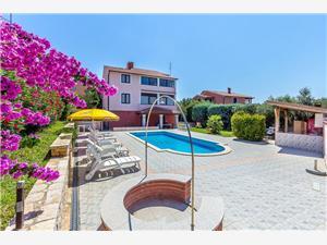 Namestitev z bazenom Modra Istra,Rezerviraj Winny Od 87 €