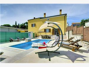Casa Alberta Rovinj, квадратура 180,00 m2, размещение с бассейном