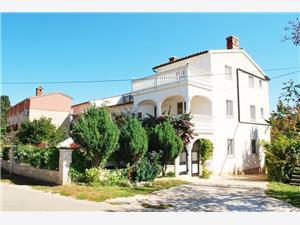 Дома для отдыха голубые Истрия,Резервирай Muntić От 159 €