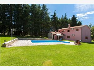 Villa Kloštar Porec, Kvadratura 180,00 m2, Namestitev z bazenom