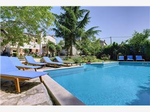 Villa Riviera Zminj, Größe 300,00 m2, Privatunterkunft mit Pool