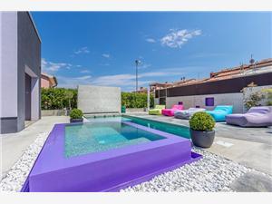 Casa Moderna Pula, Powierzchnia 60,00 m2, Kwatery z basenem