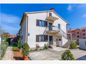 House Miro Pula, Méret 96,00 m2, Központtól való távolság 590 m