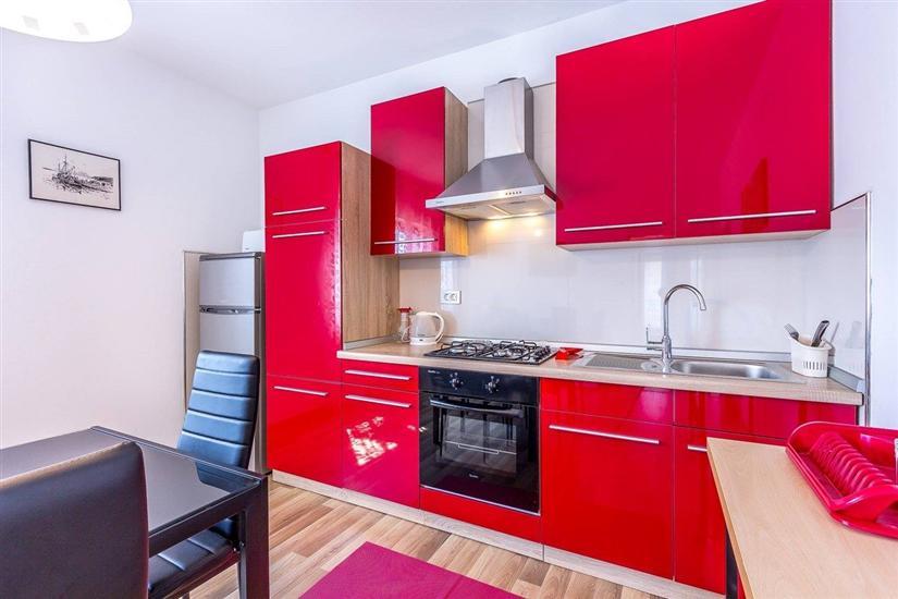 Апартаменты A1, для 8 лиц