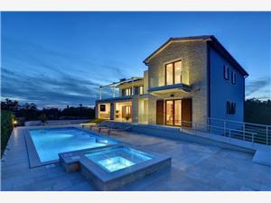 Villa Ružica Vodnjan, квадратура 420,00 m2, размещение с бассейном
