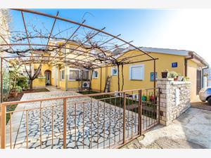 House Milena Valbandon, Rozloha 35,00 m2