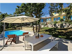 Villa Dvori na Brigu Pazin, Storlek 260,00 m2, Privat boende med pool