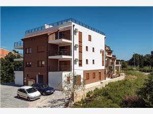 Osipovica Medulin, квадратура 100,00 m2, Воздуха удалённость от моря 90 m, Воздух расстояние до центра города 300 m