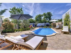 Vakantie huizen Blauw Istrië,Reserveren Luna Vanaf 179 €