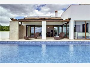 Villa Mala Halu Pazin, Size 280.00 m2, Accommodation with pool