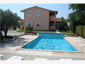 Namestitev z bazenom Modra Istra,Rezerviraj Branka Od 140 €