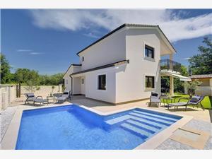 Soukromé ubytování s bazénem Amorea Krnica (Pula),Rezervuj Soukromé ubytování s bazénem Amorea Od 4348 kč