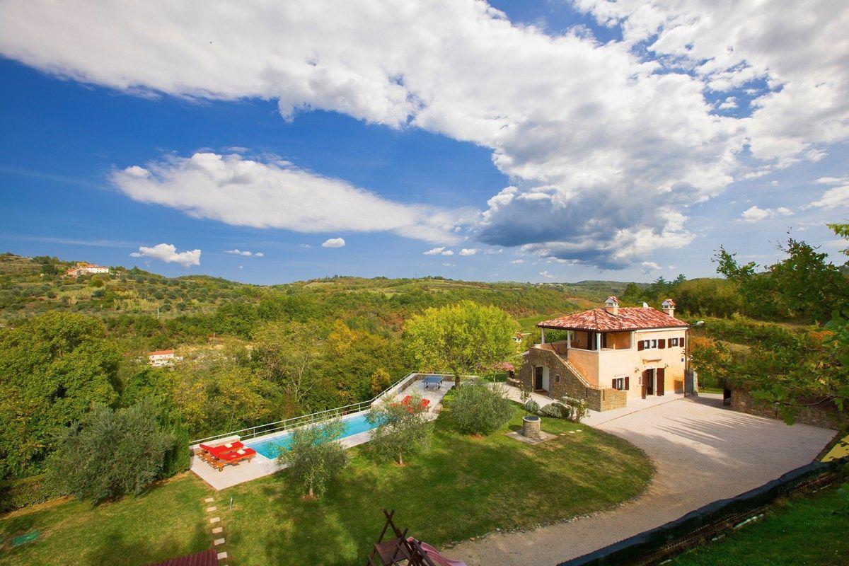 Hébergement avec piscine L'Istrie bleue,Réservez Malvasia De 347 €