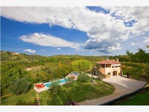 Soukromé ubytování s bazénem Zelená Istrie,Rezervuj Malvasia Od 8982 kč