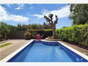 Hébergement avec piscine L'Istrie bleue,Réservez Cadetta De 247 €