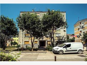 House Snjezana Pula, Méret 40,00 m2, Központtól való távolság 400 m