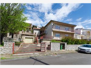 Lägenheter Nada Senj, Storlek 80,00 m2, Luftavståndet till centrum 500 m