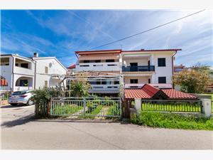 Apartmanok Branka Punat - Krk sziget, Méret 60,00 m2, Központtól való távolság 300 m