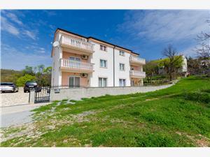 Appartements Maravera Klenovica (Novi Vinodolski),Réservez Appartements Maravera De 57 €