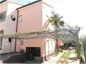 Apartmány Nella Umag, Rozloha 50,00 m2