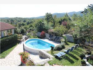 Accommodation with pool Rijeka and Crikvenica riviera,Book Irenka From 85 €