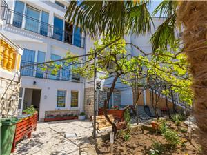 Lägenheter Bellamare Selce (Crikvenica), Storlek 42,00 m2, Luftavstånd till havet 100 m, Luftavståndet till centrum 50 m