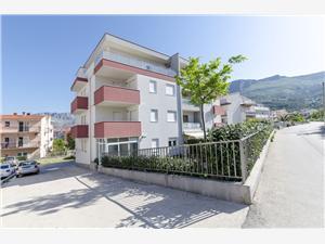 Apartman Pave Podstrana, Kvadratura 80,00 m2