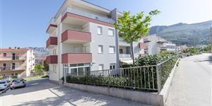 Апартаменты - Podstrana