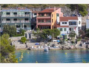 Appartamenti Lavanda Bilo (Primosten), Dimensioni 40,00 m2, Distanza aerea dal mare 10 m