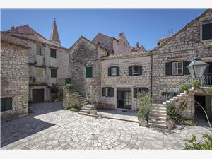 Huis Heritage Stari Grad - eiland Hvar, Stenen huize, Kwadratuur 100,00 m2, Lucht afstand naar het centrum 10 m