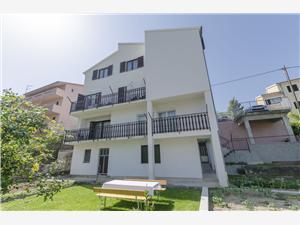 Appartement Split et la riviera de Trogir,Réservez Zdravka De 58 €